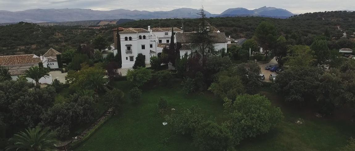 Boda en hotel Barceló La Bobadilla - Granada