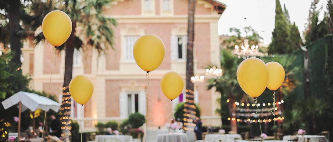 Boda en Limonar 40 de Malaga