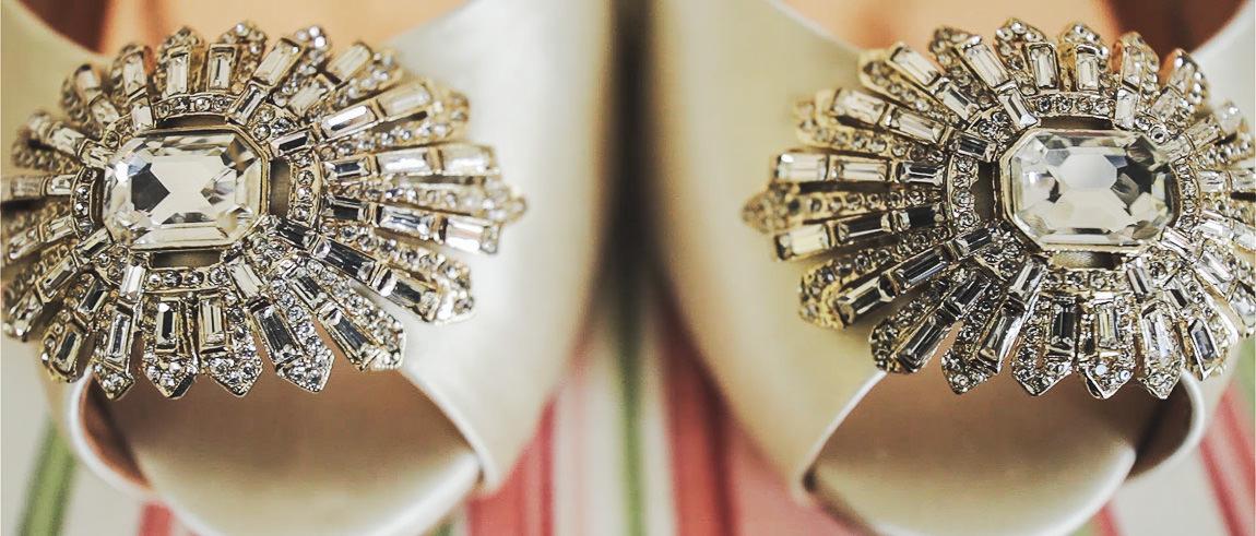 Zapatos para una boda en Malaga