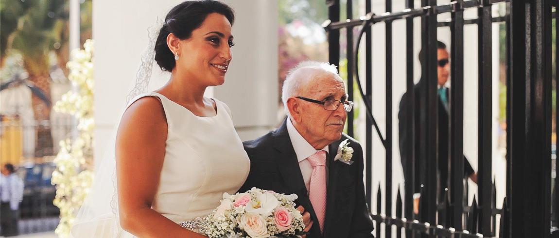 Videos de bodas en Málaga