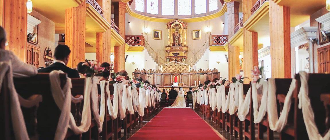 Boda en Iglesia Santa Maria del Mar