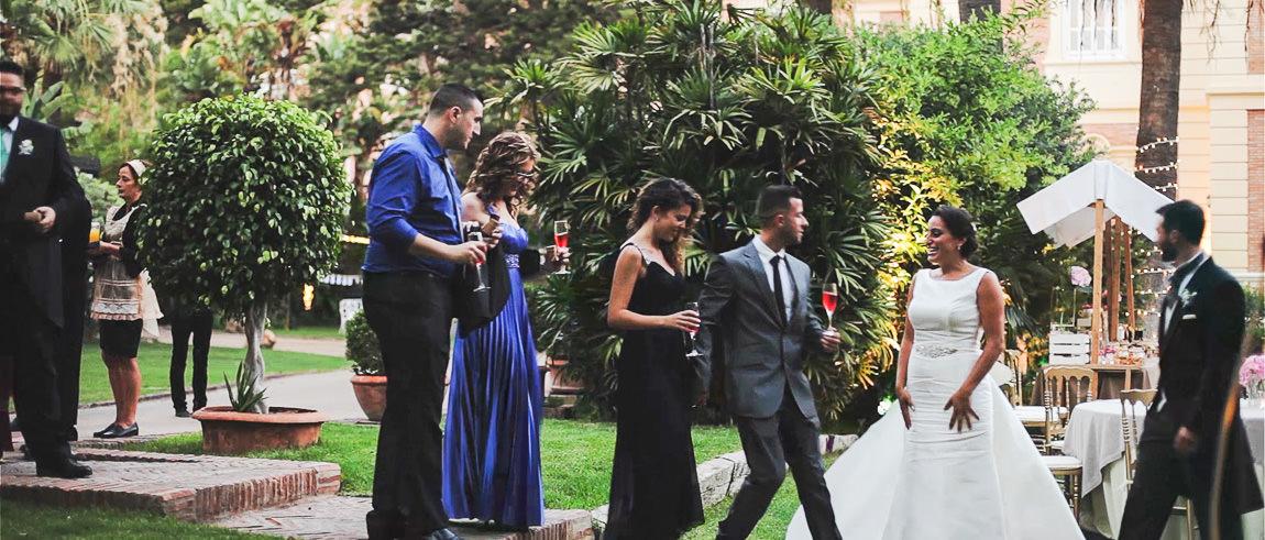 Celebración de Boda en Limonar 40 de Málaga