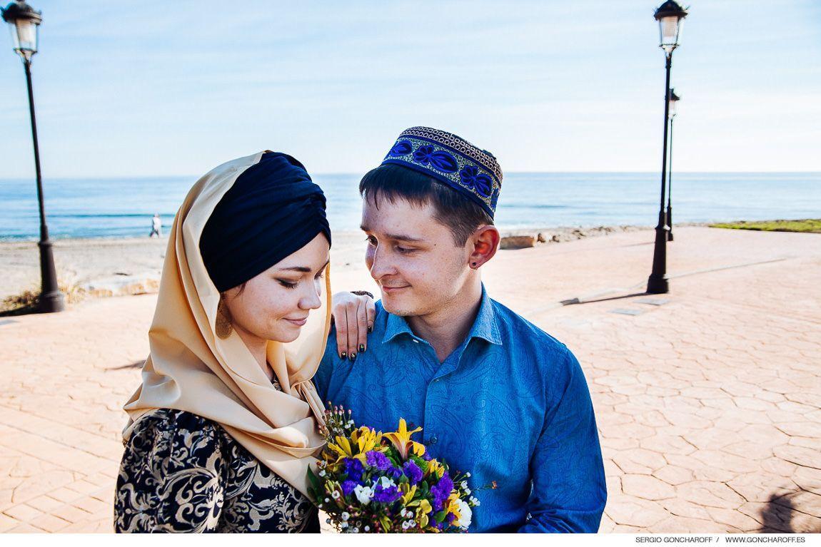 Boda musulmana en Marbella